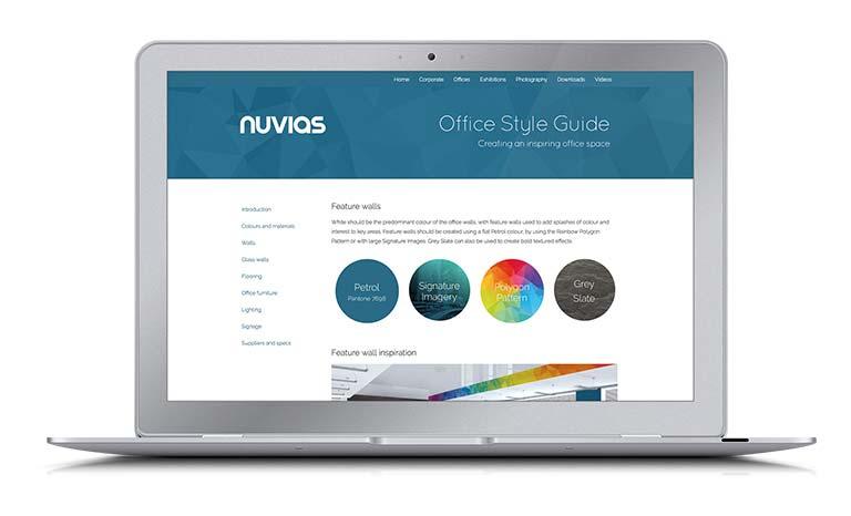 Nuvias brand guidelines