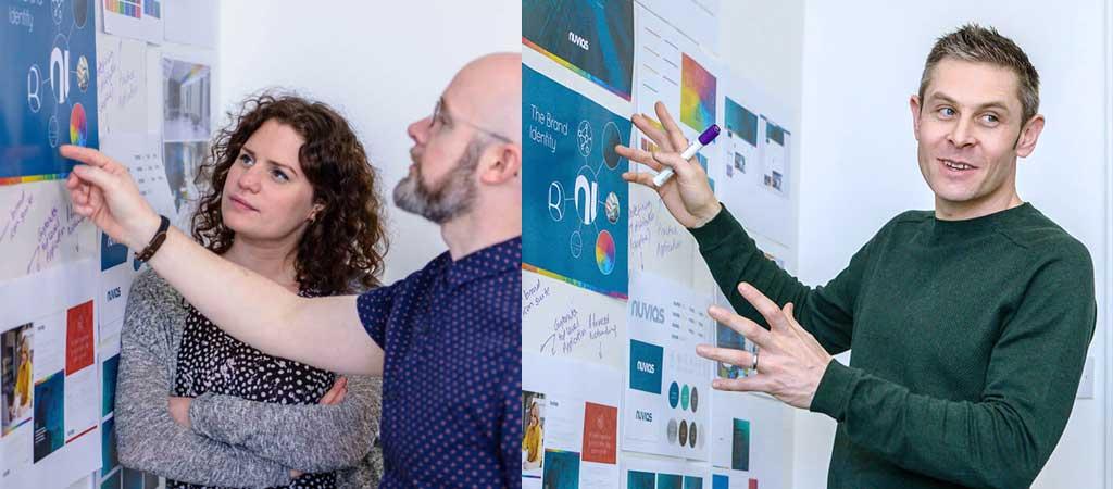Brand strategy workshop